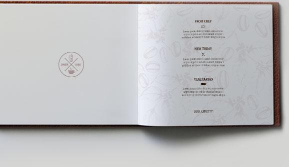 porte-menu-cuire-ouvert